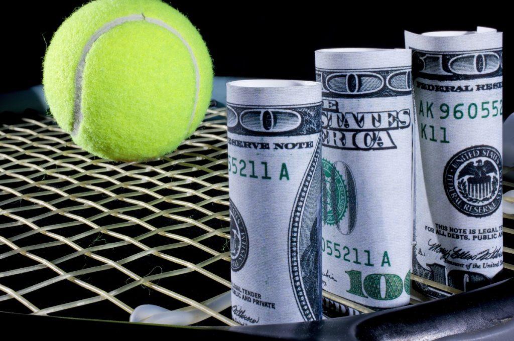 Ставки на теннис: ставки круглый год
