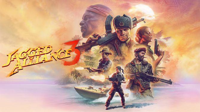 Анонсирована Jagged Alliance 3 — продолжение серии тактических игр о наемниках
