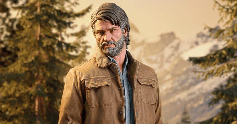 Авторы The Last of Us Part II представили новый мерч — в коллекцию вошли статуэтка Джоэла и гитара Элли