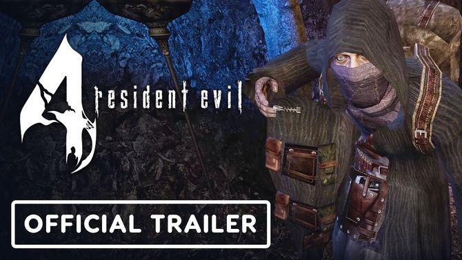 Объявлена дата выхода VR-версии Resident Evil 4