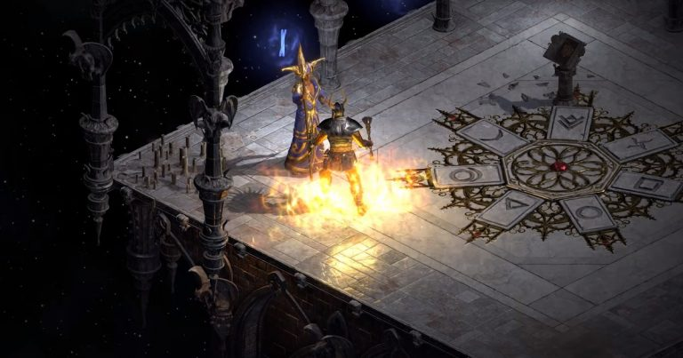 Разработчики ремастера Diablo II прокомментировали проблему с откатом прогресса персонажей