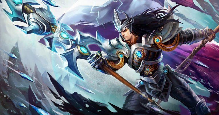 Riot Games показала чемпионский облик Jarvan IV, приуроченный к Worlds 2021